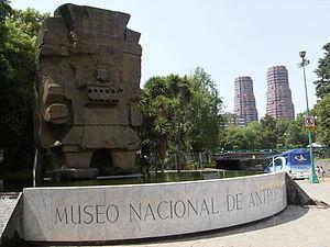 Museo Nacional de Antropologia Mexico