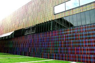 Museum Brandhorst - Image: Museum Brandhorst Fassade 1