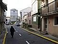 Muxia-Galizia,Spagna una strada del paese - panoramio.jpg