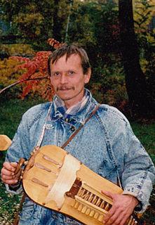 Mykola Budnyk Ukrainian musician