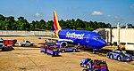 N793SA Southwest Airlines Boeing 737-7H4 Serial Number 27888 (29958348588).jpg