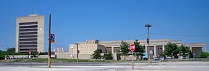 Nassau Community College - Buildings T and P