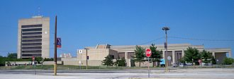 Nassau Community College - Buildings T and P