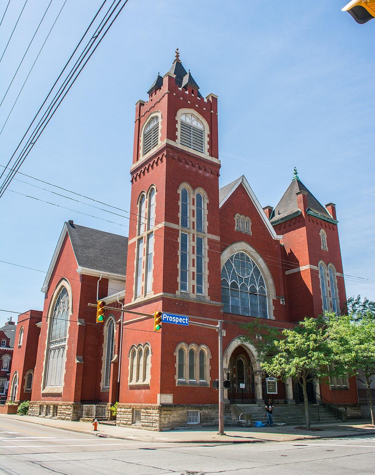 zion lutheran church  cleveland  ohio
