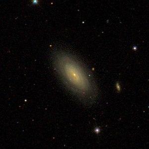 NGC 4577 with LEDA 1292918 [1], SDSS image