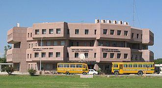 Dr. B. R. Ambedkar National Institute of Technology Jalandhar - Main building of NIT-J