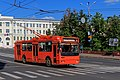 NN Minin and Pozharsky Square trolley 08-2016.jpg