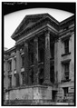 NORTH, MAIN FACADE and PORTICO - New York County Courthouse, 52 Chambers Street, New York, New York County, NY HABS NY,31-NEYO,116-2.tif