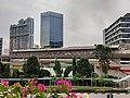 NS1 EW24 Jurong East MRT exterior 20210622 182925.jpg