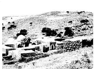 Al-Nabi Yusha' - Nabi Yusha 1948