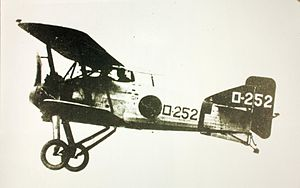 Nakajima A1N - Image: Nakajima A1N