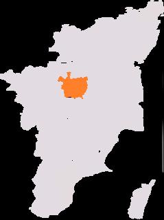 Namakkal (Lok Sabha constituency)