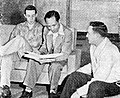 Natakusuma with Bedenbau brothers at Clemson University, Aneka Amerika 102 (1957), p17.jpg