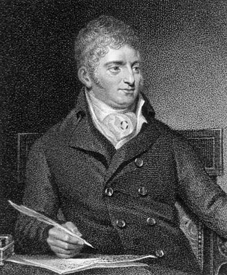 Nathan Drake (essayist) - Nathan Drake, engraved after Henry Thomson