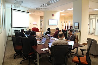 National Archives Asian Pacific American History Month Wikipedia Edit-a-thon 8024.jpg
