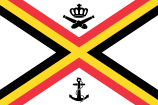 Naval Ensign of Belgium.svg