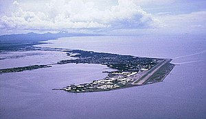 Naval Station Sangley Point - Sangley Point in the mid-1960s.