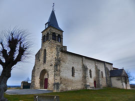 The church in Naves