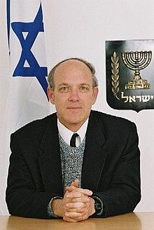 כב' השופט ניל הנדל, יושב ראש ועדת הבחירות המרכזית, צילום: ויקיפדיה.