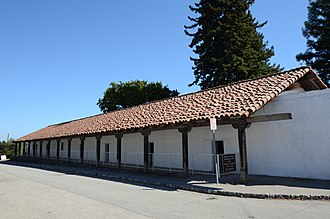 Mission Santa Cruz - Image: Neary Rodriguez Adobe