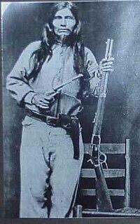 Ned Christie Cherokee leader