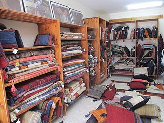 Lakiya - Lakiya weaving project