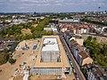 Neubau Historisches Archiv und Rheinisches Bildarchiv der Stadt Köln - Luftaufnahmen August 2018-0021.jpg