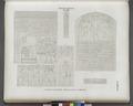 Neues Reich. Dynastie XVIII. a - c Tempel von Amada; d - f Felsengrotte von Ellesîeh (el-Lessiya) (NYPL b14291191-38214).tiff