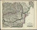 Neueste Special & Kriegs-Karte der Europäischen Türkey in IV Blättern - Eastern Balkan and Black Sea Coast.jpg