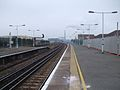 New Cross Gate stn southbound slow look north3.JPG