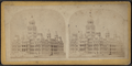 New State Capitol, Albany, N.Y. North-east view, from Robert N. Dennis collection of stereoscopic views 5.png