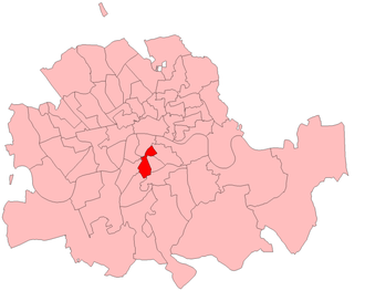 Newington West (UK Parliament constituency) - Image: Newington West