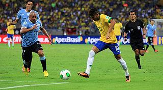 Brazil–Uruguay football rivalry