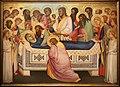 Niccolò di pietro gerini, Dormitio e Assunzione della Vergine, 1370-75 circa (parma, gn) 03.jpg