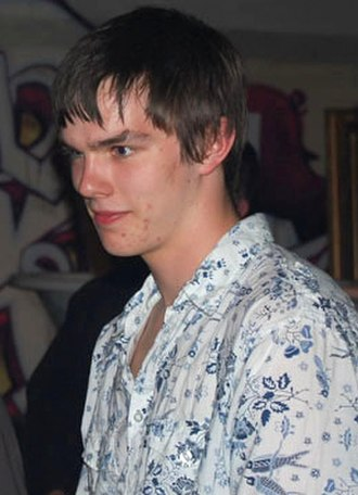 Nicholas Hoult - Nicholas Hoult at a Skins party in 2007