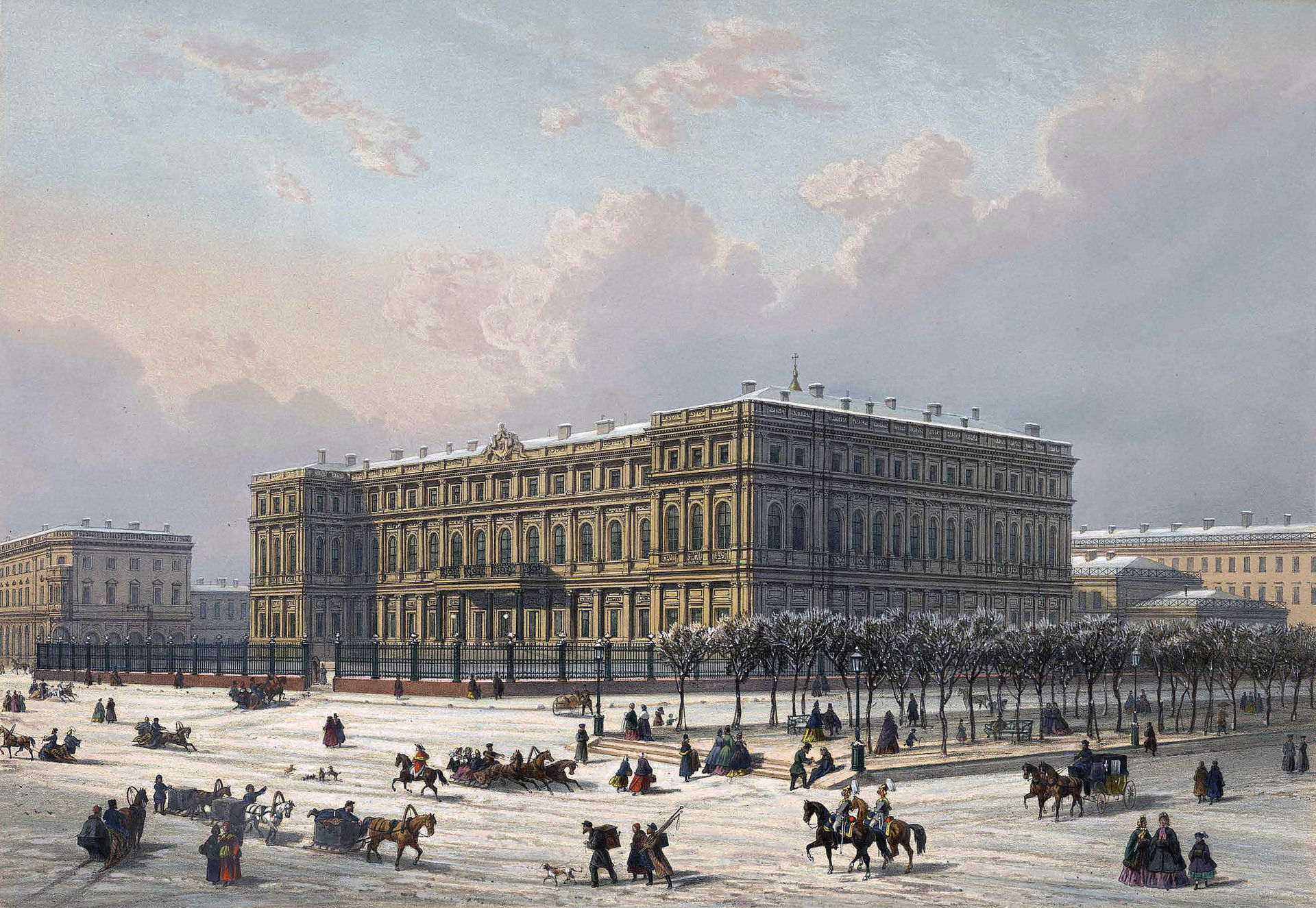 https://upload.wikimedia.org/wikipedia/commons/thumb/4/42/Nicholas_Palace_in_St._Petersburg_in_the_19th_century.jpg/1920px-Nicholas_Palace_in_St._Petersburg_in_the_19th_century.jpg