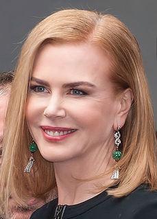 Nicole Kidman filmography Wikipedia list article