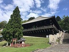 Nigatsu-dō at Todaiji 2.jpg