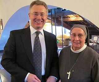 Eugenia Bonetti Italian nun and human rights activist