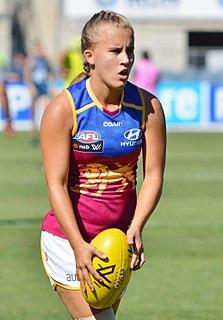 Nikki Wallace Australian rules footballer