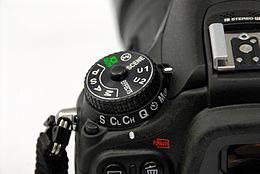 appareil photo reflex numérique nikon