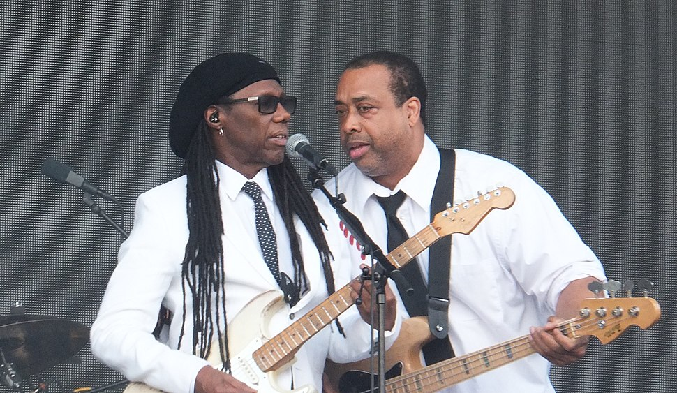 Nile Rodgers at Flow, 2015