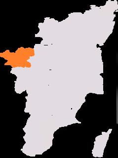 Nilgiris (Lok Sabha constituency) Lok Sabha Constituency in Tamil Nadu