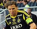 Nils-Eric Johansson (vs. Elfsborg in 2013, cropped).jpg
