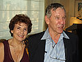 Nily Oz and Amos Oz in New York City 2008.jpg