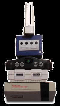 Anexo Consolas De Nintendo Wikipedia La Enciclopedia Libre
