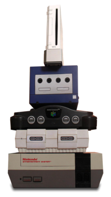 The evolution of the Nintendo home console