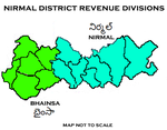 Nirmal District Revenue divisions.png