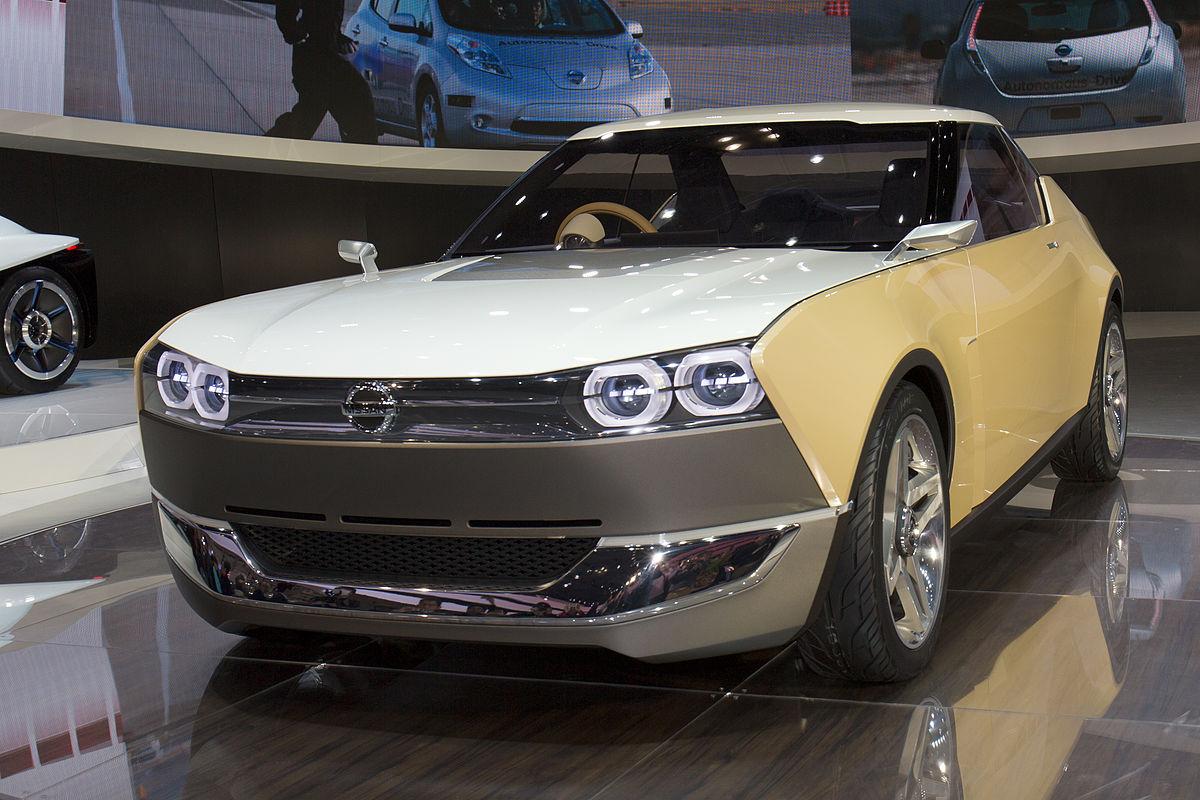 Nissan IDx - Wikipedia