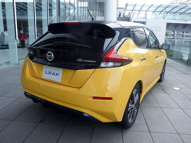 Nissan Leaf 62 (ZE1)